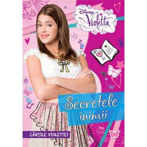 Violetta. Vol. 1. Secretele Inimii. Cărţile Violettei