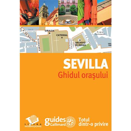 Sevilla. Ghidul oraşului