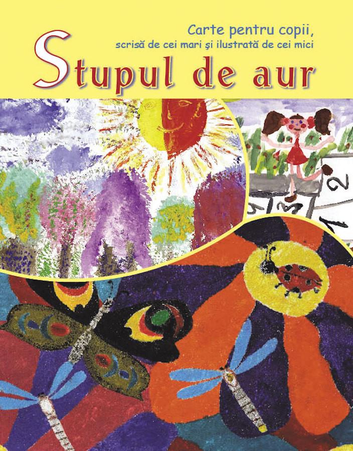 Stupul de Aur. Carte pentru Copii, Scrisă de cei Mari și Ilustrată de cei Mici