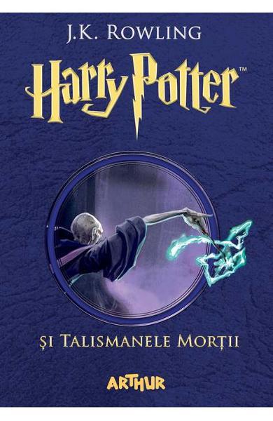 Harry Potter si Talismanele Morti