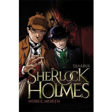Tânarul Sherlock Holmes. Norul morții