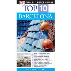 Top 10. Barcelona. Ghid Turistic Vizual. Ediția a IV-a
