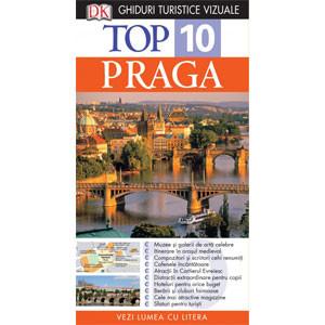 Top 10. Praga. Ghid Turistic Vizual. Ediția a IV-a