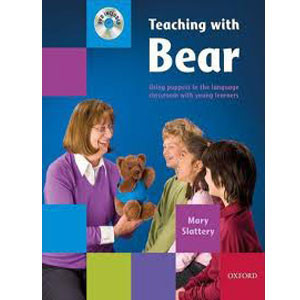 Teaching with Bear Pack: (with puppet)