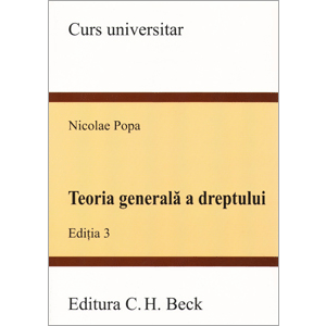 Teoria Generală a Dreptului. Ediția 3