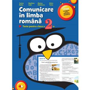 Comunicare în Limba Română. Teste pentru clasa a 2-a