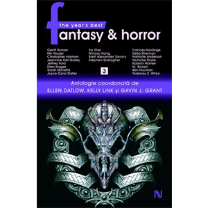 The Year's Best Fantasy and Horror (Vol. 3)