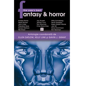 The Year's Best Fantasy and Horror (Vol. 2)
