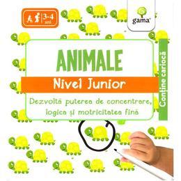 IQ Focus Animale (3-4 ani)