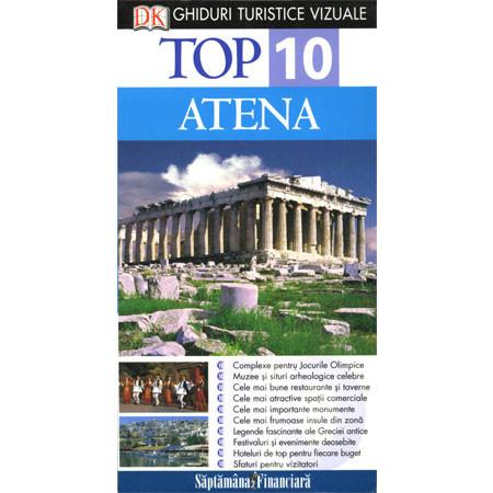 Top 10. Atena. Ghid turistic vizual