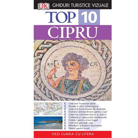 Top 10. Cipru. Ghid turistic vizual