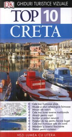 Top 10. Creta. Ghid turistic vizual
