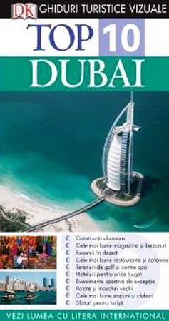 Top 10. Dubai și Abu Dhabi. Ghid Turistic Vizual