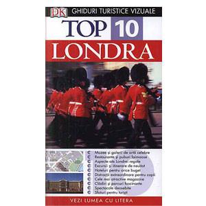 Top 10. Londra. Ghid Turistic Vizual. Ediția a IV-a