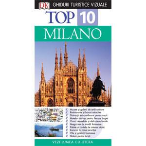 Top 10. Milano. Ghid turistic vizual