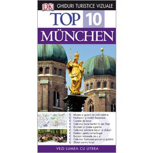 Top 10 Munchen. Ghid turistic vizual