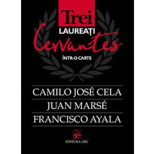 Trei Laureați Cervantes într-o Carte