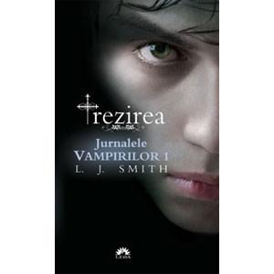 Trezirea. Vol. 1. Jurnalele Vampirilor. (Ediție de buzunar)