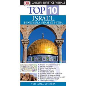 Top 10. Israel. Peninsula Sinai şi Petra. Ghid Turistic Vizual