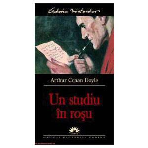 Un Studiu în Roșu. Galeria Misterelor