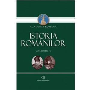Istoria Românilor. Vol V