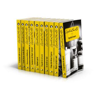 """Colecția """"Agatha Christie"""" în 15 de Volume"""