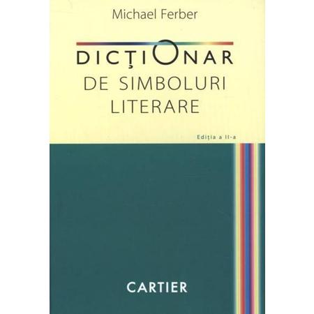 Dicționar de Simboluri Literare. Ediția a II-a