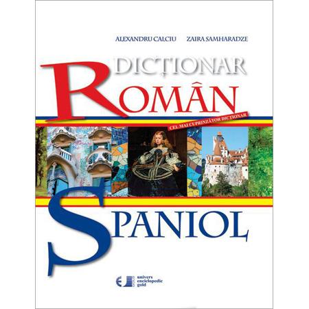 Dicţionar român-spaniol