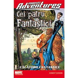 Cei patru fantastici vol. 2: Călătorii fantastice