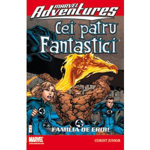 Cei patru fantastici vol. 1: Familia de eroi