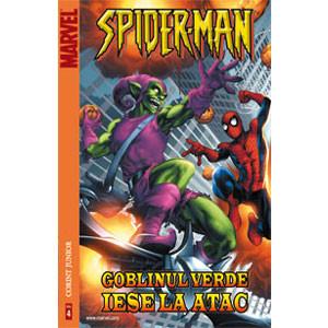 Spider-Man - Marvel Age - Vol. 4 - Goblinul verde iese la atac
