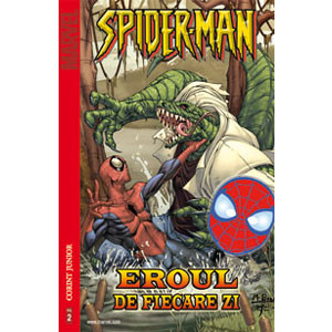 Spider-Man - Marvel Age - Vol. 2 - Eroul de fiecare zi