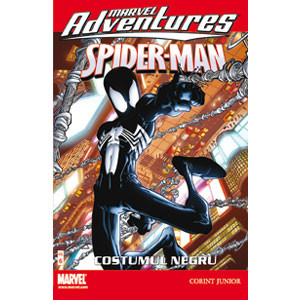 Spider-Man - Marvel adventures - Vol. 6 - Costumul negru