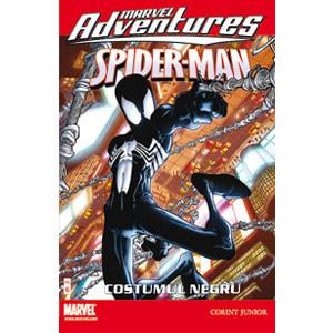Spider-Man - Marvel adventures - Vol. 6 - Costumul negru