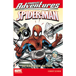 Spider-Man - Marvel adventures - Vol. 4 - Jungla de beton