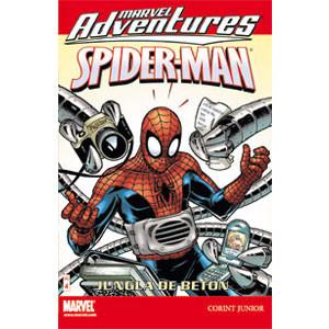 Spider-Man - Marvel adventures - Vol. 4 - Jungla de beton