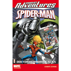 Spider-Man Marvel adventures - Vol. 3 - Doctor Horroris Causa