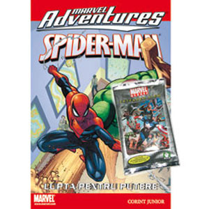Spider-Man Marvel adventures - Vol. 2 - Lupta pentru putere