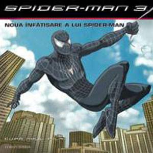 Spider-Man 3 - Noua înfățișare a lui Spider-Man