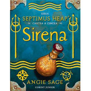 Septimus heap 5 - Sirena