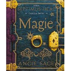 Septimus heap 1 - Magie