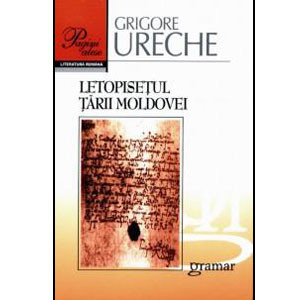 Letopisețul Tării Moldovei