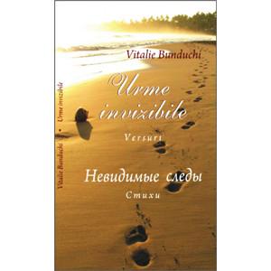 Urme invizibile: Versuri în limbile română și rusă
