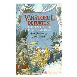 Vânătorul de Furtuni. Cronicile Lumii de Margine. Vol. 2