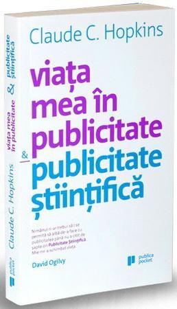 Viaţa mea în Publicitate & Publicitate Știinţifică