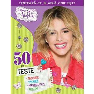 Violetta. 50 de Teste