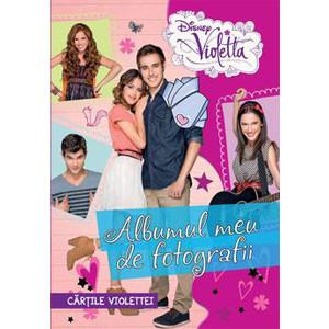Violetta, Vol. 6. Albumul meu de Fotografii. Cărţile Violettei