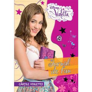 Violetta, Vol. 5. Jurnal de Fan. Cărţile Violettei
