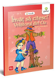 Invat sa citesc! Vrajitorul din Oz
