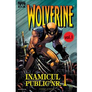 Wolverine Vol. I. Inamicul Public Nr. 1